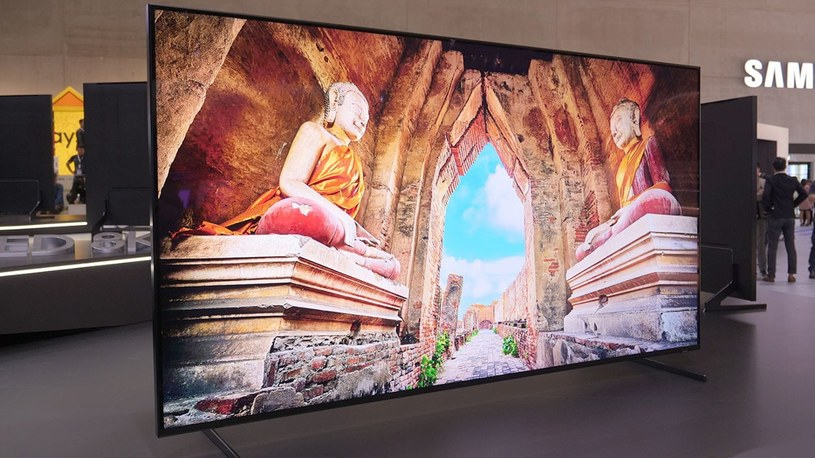 IFA: Natarcie telwizorów 8K. Pierwsze modele Samsunga zadebiutują we wrześniu /Geekweek