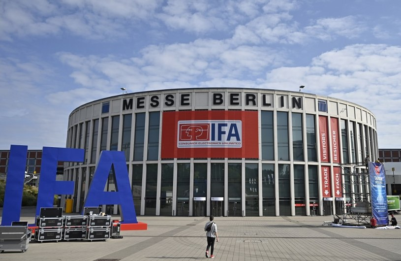 IFA w Berlinie w tym roku nie odbędzie się w tradycyjnej formie /AFP