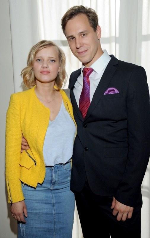 Iga (Joanna Kulig ) i Marcin (Stefan Pawłowski) /Agencja W. Impact