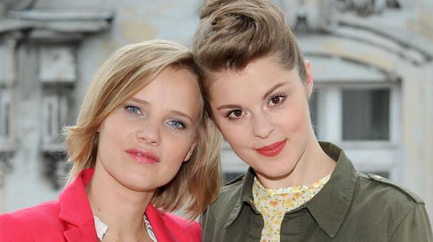 Iga Małecka (Joanna Kulig) i Dorota Gajewska (Angelika Kurowska) /Agencja W. Impact