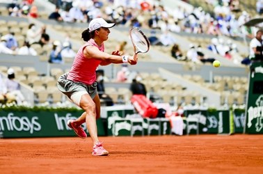 Iga Świątek i Bethanie Mattek-Sands w finale debla French Open!