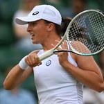 """Iga Świątek po porażce w Wimbledonie: """"Zagrałam na poziomie, którego się nie spodziewałam"""""""