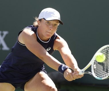 Iga Świątek spada w rankingu WTA
