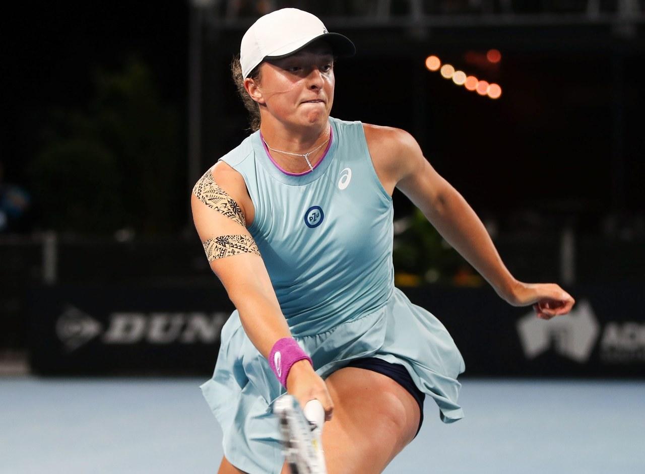 Iga Świątek wygrała turniej WTA w Adelajdzie!