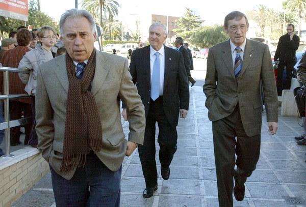 Ignacio Zoco (pierwszy z prawej) /AFP