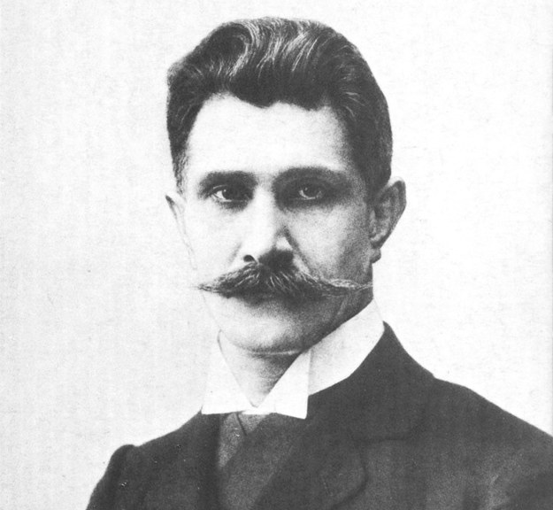 Ignacy Daszyński, premier rządu lubelskiego /Zbiory Muzeum Niepodległości /East News