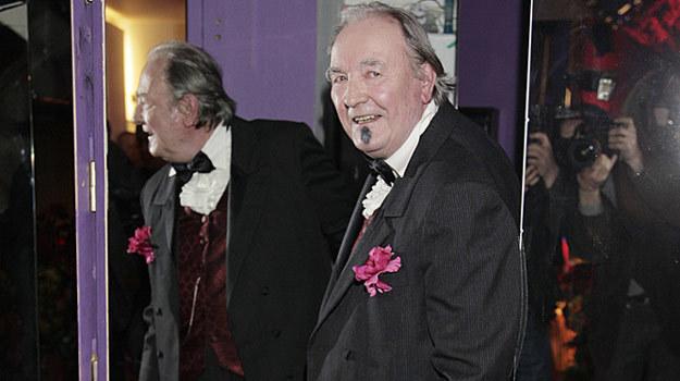 Ignacy Gogolewski od 60 lat występuje na teatralnych deskach /AKPA