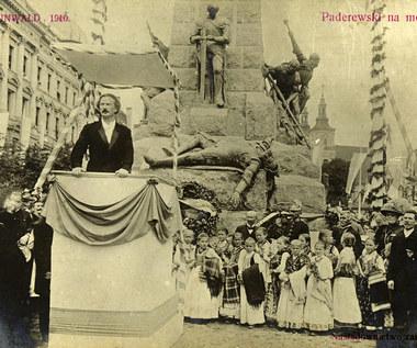 Ignacy Jan Paderewski – dla ojczyzny i sztuki