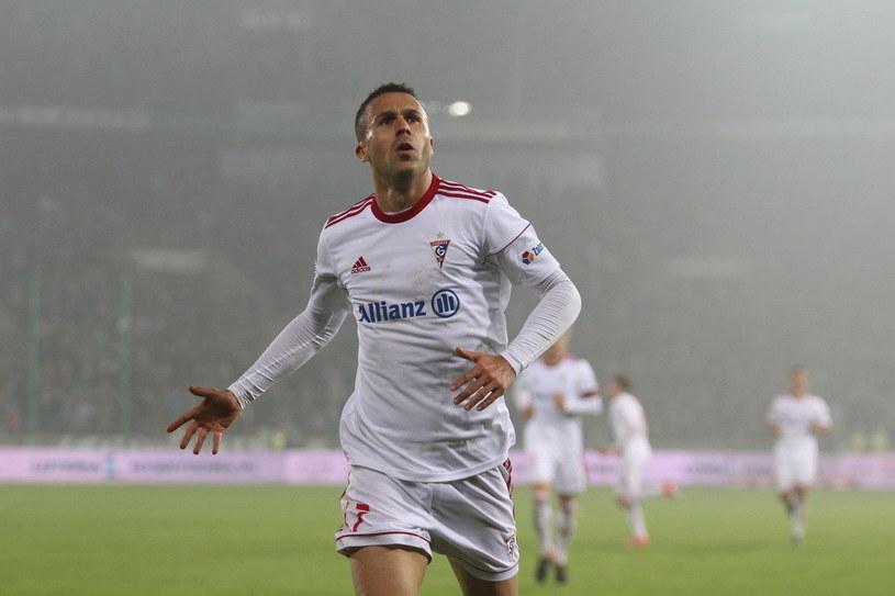 Igor Angulo /Arkadiusz Gola /East News