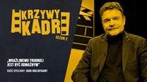 "Igor Brejdygant o bohaterach ""Rysy"""
