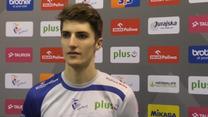 Igor Grobelny (VERVA Warszawa) komentuje zwycięstwo nad Cuprum Lubin