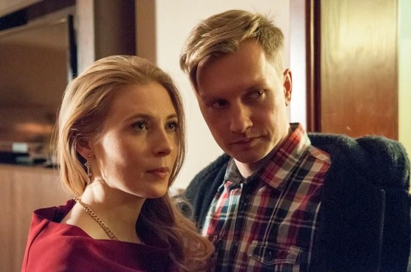 Igor i Elżbieta jeszcze bardziej zbliżą się do siebie /Agencja W. Impact
