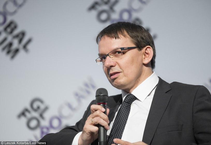 Igor Janke miał być jednym z inwigilowanych /Leszek Kotarba  /East News