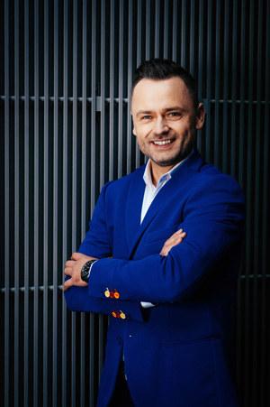 Igor Klaja - twórca najsilniejszej polskiej sportowej marki 4F, założyciel i prezes spółki OTCF /