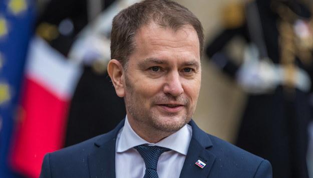 Igor Matovicz /Christophe Petit-Tesson /PAP/EPA