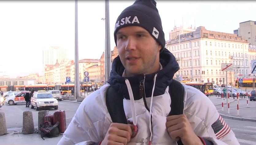 """Igor Sikorski z medalem paraolimpiady. """"Świętowanie przy gulaszu"""""""