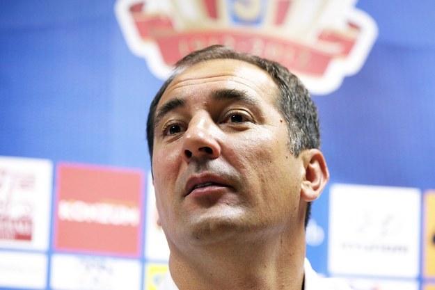 Igor Stimac zaskoczył kibiców /AFP