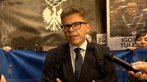 Igor Tuleya składa wniosek do prezesa sądu. Chce znów orzekać