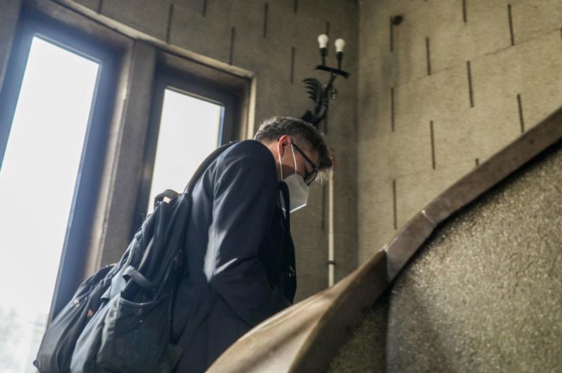 Igor Tuleya stawił się w sądzie. Chciał orzekać / Jakub Kamiński    /East News