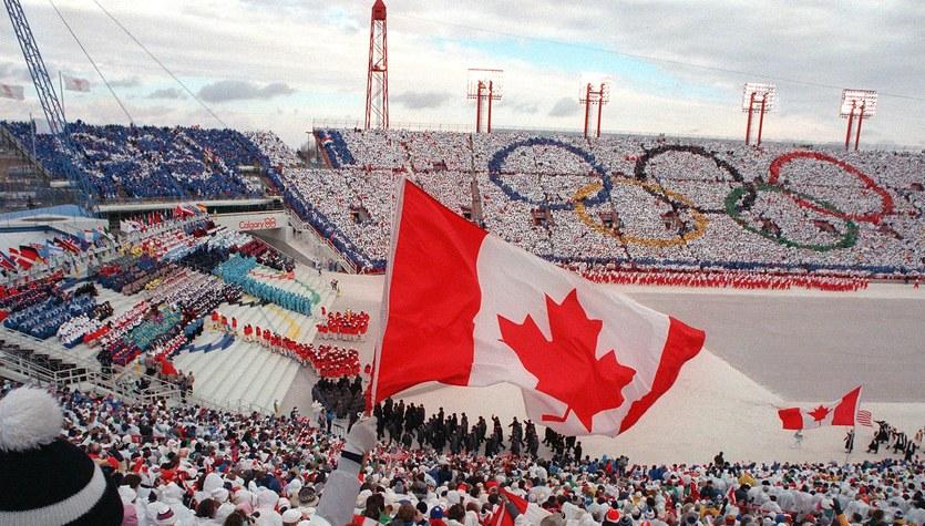 """Igrzyska 2026: Eddie """"Orzeł"""" na ratunek kandydaturze Calgary"""