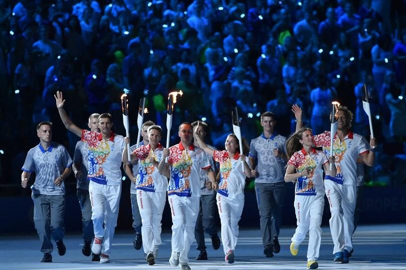 Igrzyska Europejskie w Mińsku, a za  cztery lata w Krakowie /AFP