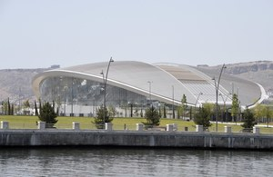 Igrzyska Europejskie - w piątek ceremonia otwarcia pierwszej edycji