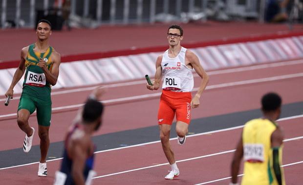Igrzyska olimpijskie. Sztafeta 4x400 m mężczyzn bez medalu
