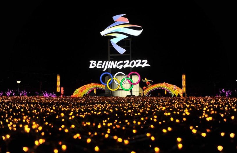 Igrzyska olimpijskie w Pekinie odbędą się w 2022 roku. /AFP