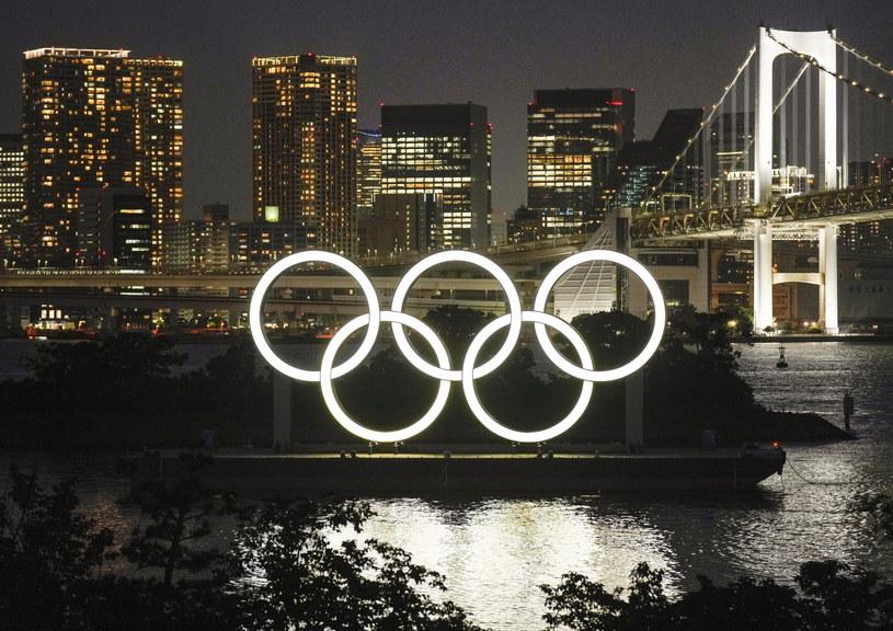 Igrzyska olimpijskie w Tokio mają rozpocząć się 23 lipca /AFP