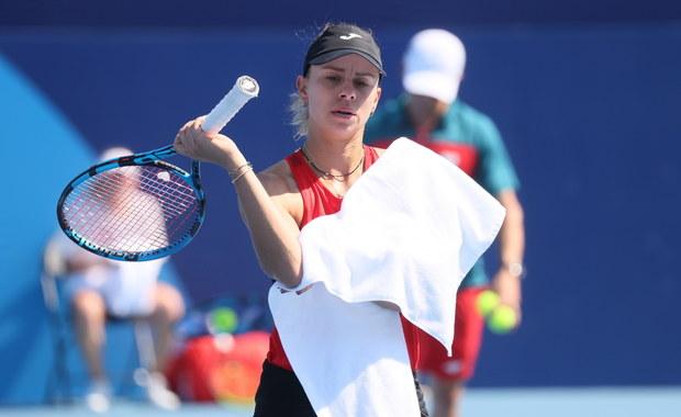 Igrzyska olimpijskie w Tokio. Tenis: Porażka Linette i Rosolskiej w 1. rundzie debla