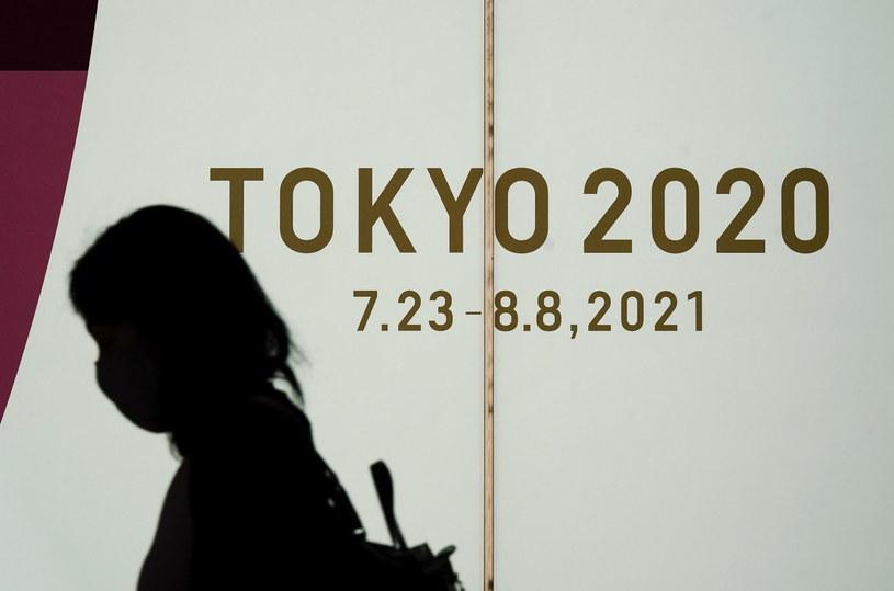 Igrzyska w Tokio mają rozpocząć się 23 lipca /PAP/EPA