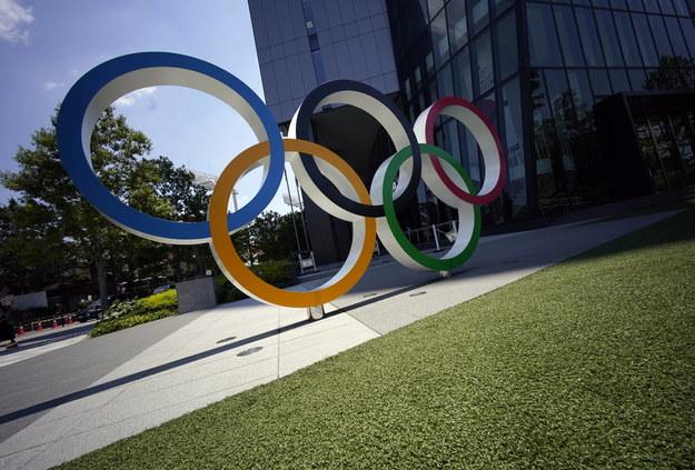 Igrzyska w Tokio zaczną się 23 lipca /FRANCK ROBICHON /PAP/EPA
