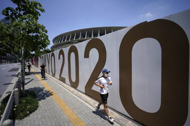 Igrzyska w Tokio /FRANCK ROBICHON /PAP/EPA