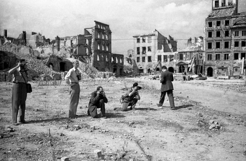 II wojna światowa; zdj. ilustracyjne /KAROL SZCZECINSKI /East News