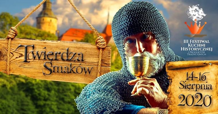 III Festiwal Kuchni Historycznej: Twierdza Smaków Zamek Czocha /materiały prasowe /materiały promocyjne