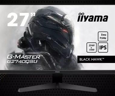 iiyama G-Master G2740QSU Black Hawk - testujemy przystępny cenowo gamingowy monitor IPS QHD