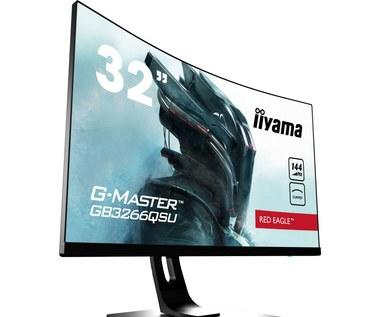 iiyama G-Master GB3266QSU-B1 Red Eagle - test monitora dla miłośników dużych rozmiarów