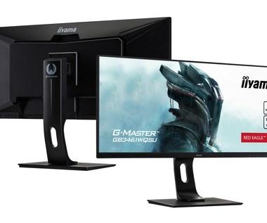 iiyama G-Master GB3461WQSU Red Eagle - test ultrapanoramicznego monitora dla graczy