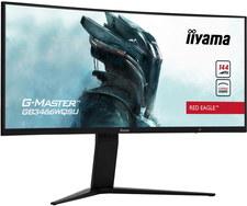 iiyama: Nowy zakrzywiony ultrapanoramiczny monitor z FreeSync Premium Pro