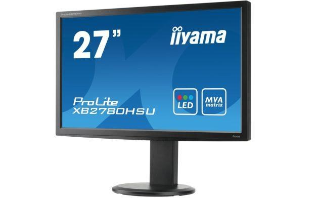 iiyama Pro Lite XB2780HSU - zdjęcie monitora /Informacja prasowa
