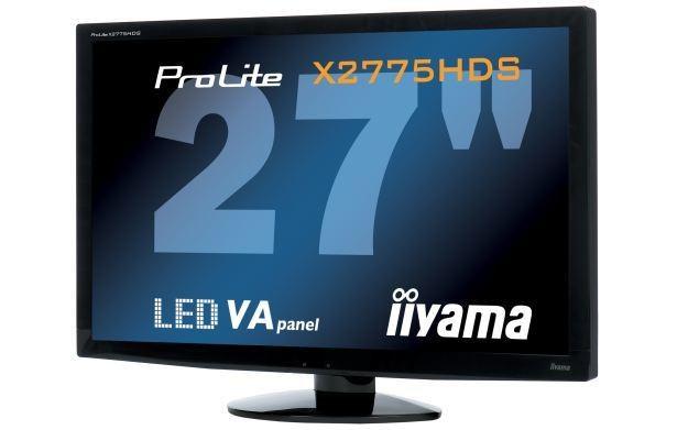 iiyama X2775HDS - zdjęcie monitora /Informacja prasowa