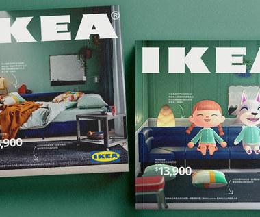 IKEA idzie w Animal Crossing? Ciekawy zabieg meblowego giganta