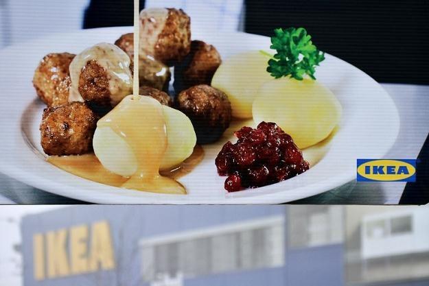IKEA Polska: W jednej partii klopsików znajdowała się konina /AFP