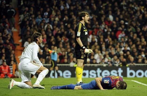 Iker Casillas emocjonalnie podchodzi do starcia z Barceloną /AFP