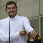 Iker Casillas pomagał powstrzymać pożary w Hiszpanii