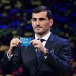 Iker Casillas wycofał się z kandydowania na szefa RFEF