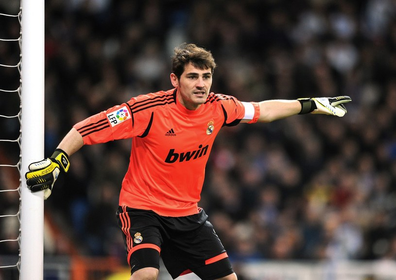 Iker Casillas /AFP
