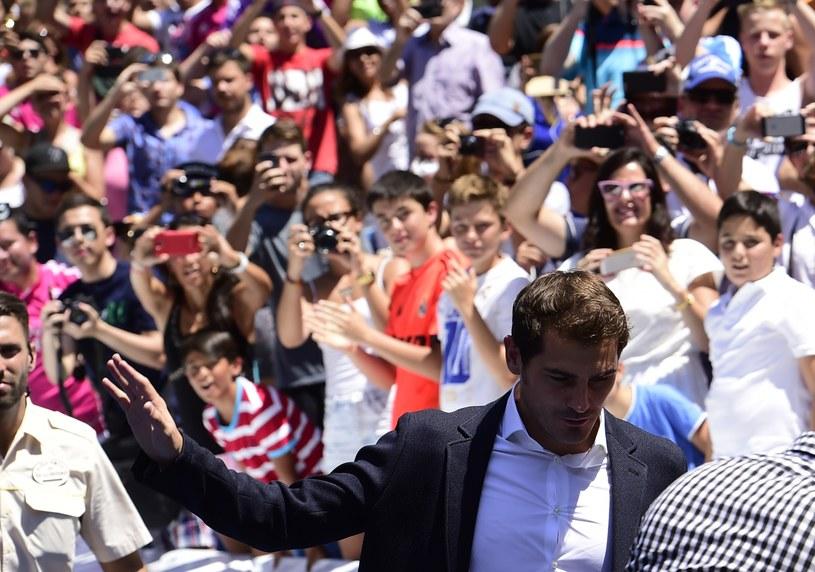 Iker Casillas /JAVIER SORIANO /AFP