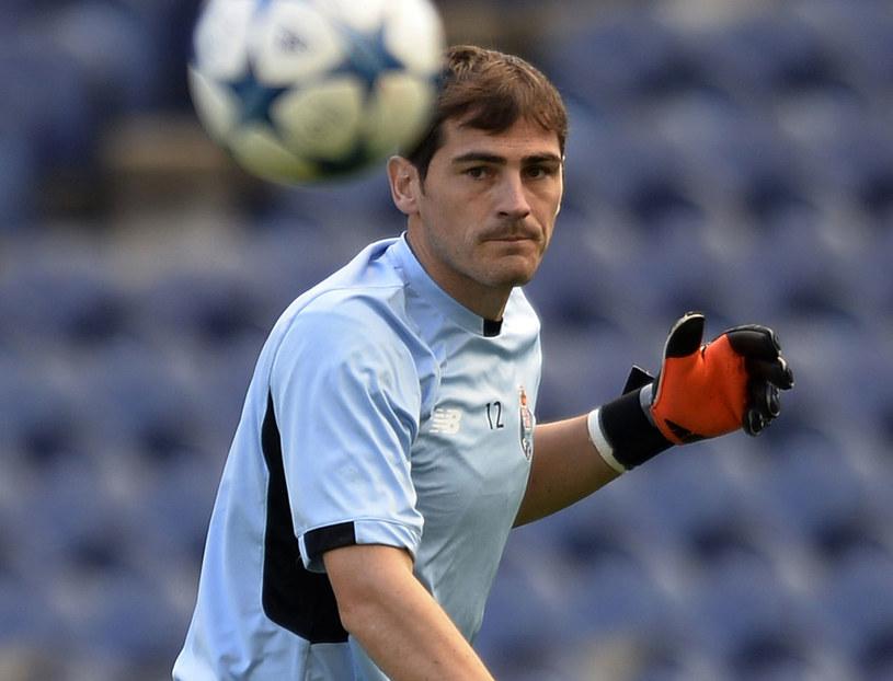 Iker Casillas /AFP