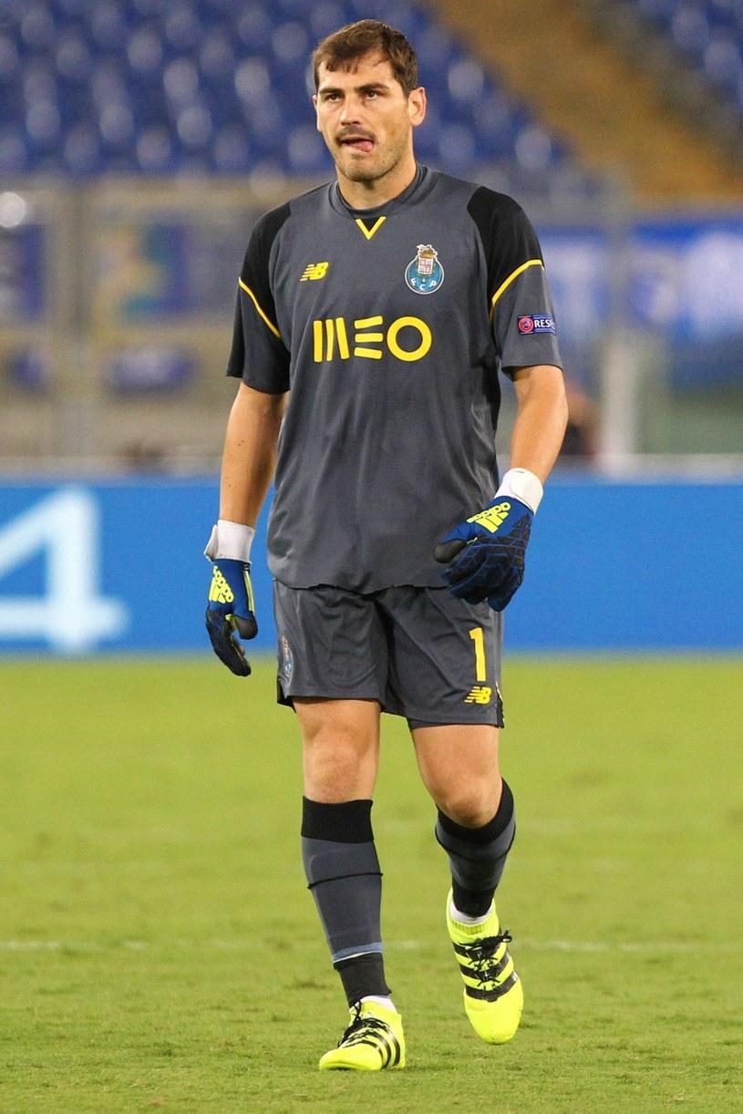 Iker Casillas /ACTIVA /East News